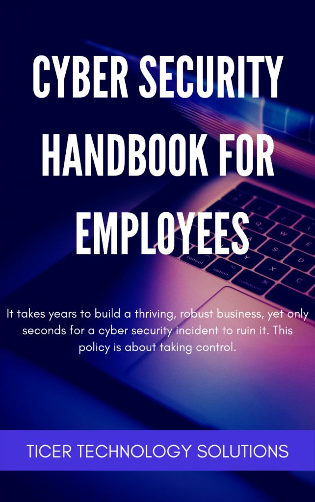 cyber security handbook